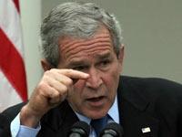 Буш не слезет с Лукашенко